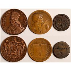 European Medals  108813