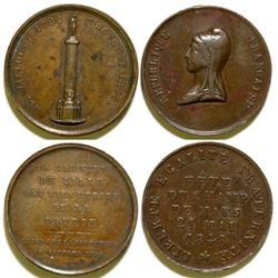 French Medals  108629