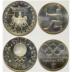 Olympic Silver Medals  108624