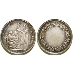 Silver Marriage Medal  108810