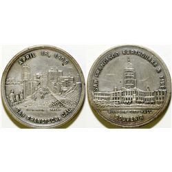 San Francisco Earthquake So Called Dollar  108579