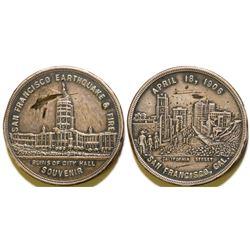 San Francisco Earthquake So Called Dollar  108582