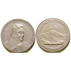 Pike's Peak Centennial So Called Dollar  108585