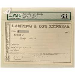 Lamping & Company Trio  108455