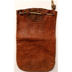 Colorado Bank and Trust Leather Bank Bag  108615