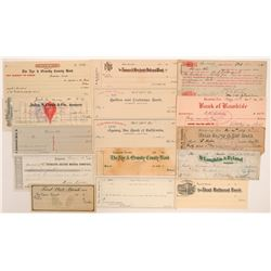 15 RARE and Famous Nevada Checks and Locations  99412