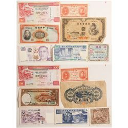 Asian Currency  85516