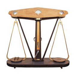 Trommner Scale large capacity  103377