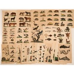 Animal and Bird Prints, Le Clerk, 1817  108938