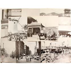 B/W Western Enlarged Prints (14)  87358