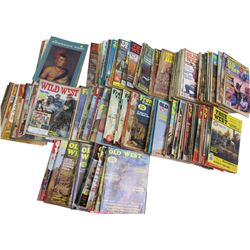 Old West Style Western Magazines  85846