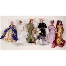 Dolls (Lot of 6 Collectibles)  106013