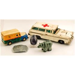 Metal Toy Vehicles and More  86467