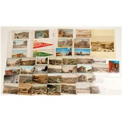 Globe,  AZ Postcards and Ephemera  61813