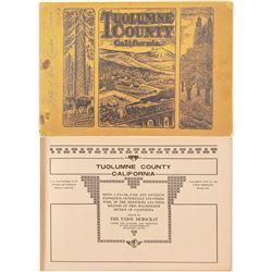 Railroad Booklet / Tuolumne County  109664