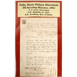 California State Prison Directors Meeting Minutes  63220