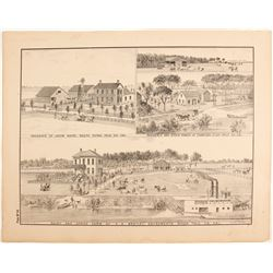 W. T. Galloway Lithograph  82455