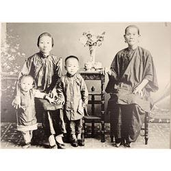 Chinese Portraits / Montana / 12 Items  109691