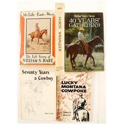 Cowboy Autobiography group  (5)  30829