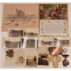 Montana Collectables: photos, advertising, cream beer, etc. (17)  105852