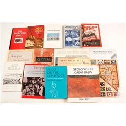 Nevada History Books (15)  69068