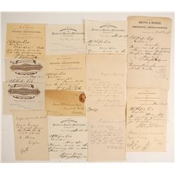 Empire City, NV Letter Collection  89868