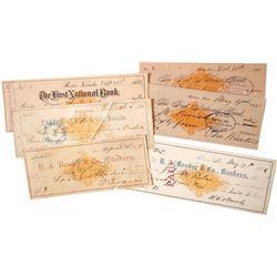 Reno Rare Checks (6)  84419