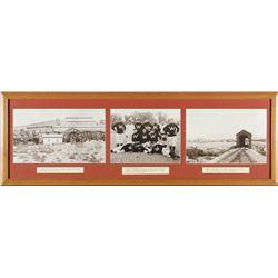 Wadsworth Framed Photographs  87661