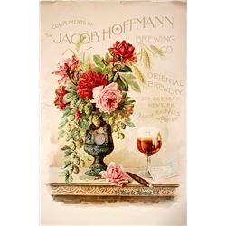 Jacob Hoffman Brewing Print  85162