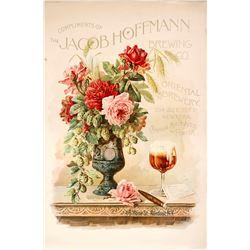Jacob Hoffmann Brewing Print  85163
