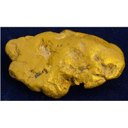 2.92 Troy Ounce Atlin Mining District Gold Nugget, Yukon  108958