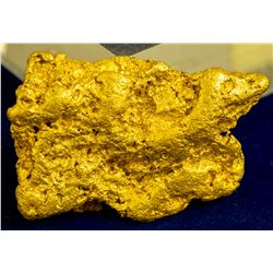 Large Gold Nugget, 4.75 Troy Ounces  109061