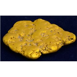 Large Yukon Gold Nugget, 5.01 ozs.  108955