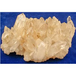 Quartz Crystal Cluster - 6.8 pounds  88602