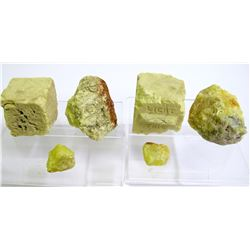 Nevada  Sulfur Specimens  89304