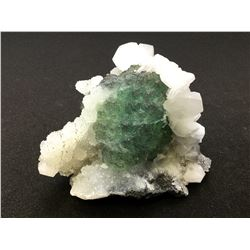 Fluorite and Calcite from China  53133
