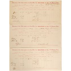 S. Molitor / Wells Fargo Assays  108364
