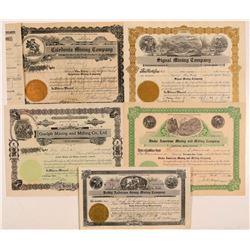 Kellogg, ID Mining Stocks (5)  108170