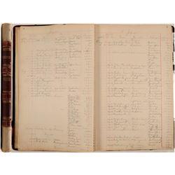 North Butte Mining Journal, Broadside and Ephemera  105832
