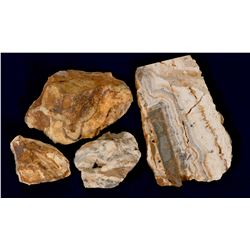 Midas Nevada Gold Mine Specimens (4 mines)  108218
