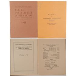 Annual Mining Reports /  2 Items.  109659