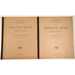 New Mexico USGS Folios (2)  109501