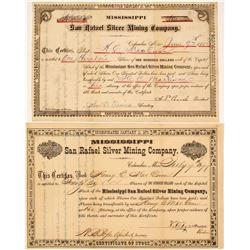 San Rafael Silver Mining Mining Stocks (2)  58934