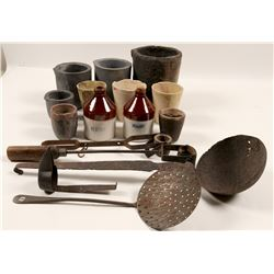 Assay Offices  Collection  / 16 Items.  109586