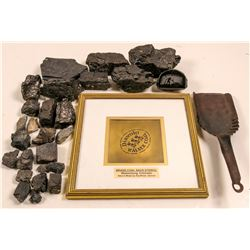 Coal  & Related Items / 4 Items.  109588