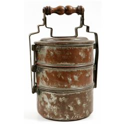 Miners Lunch Box  106284