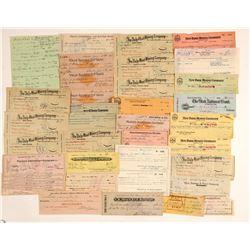Utah Check Collection  105072