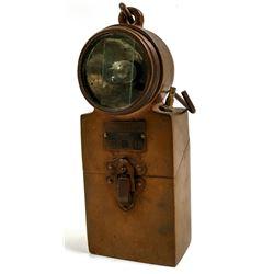 Hirsch Mining Lamp  109544