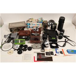 Camera and Camera Equipment Grab Bag  108534