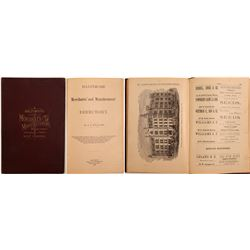 Baltimore Merchants and Manufacturers Directory with Compliments to Trade of West Virginia by Z. F.